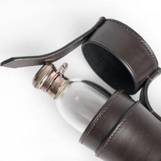 Flasks & Saddle Boxes