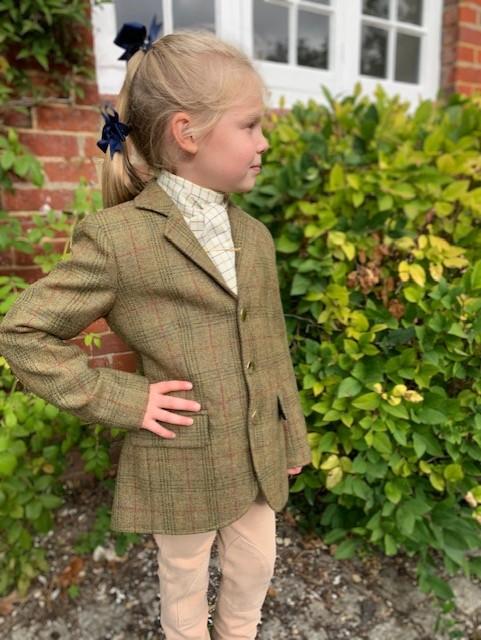 Children/'s Hunt Coat